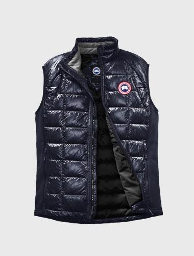 goose down vests
