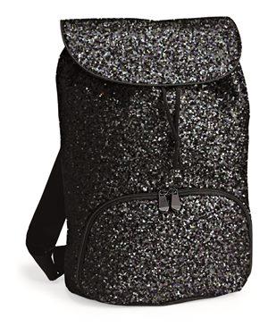 Augusta Sportswear 1105 Black Glitter/ Black