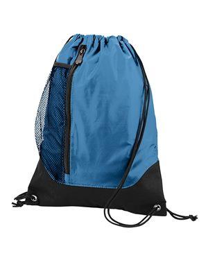 Augusta Sportswear 1149 Columbia Blue/ Black