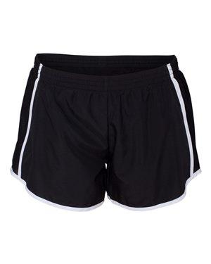Augusta Sportswear 1265 Black/ Black/ White