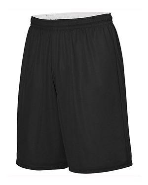 Augusta Sportswear 1407 Black/ White