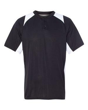 Augusta Sportswear 1520 Black/ White