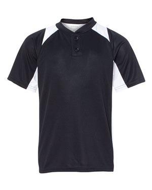 Augusta Sportswear 1521 Black/ White