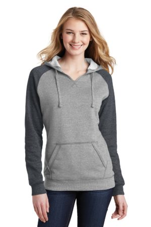District DT296 Heathered Grey/ Heathered Charcoal