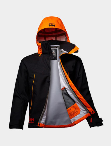 bulk helly hansen jackets