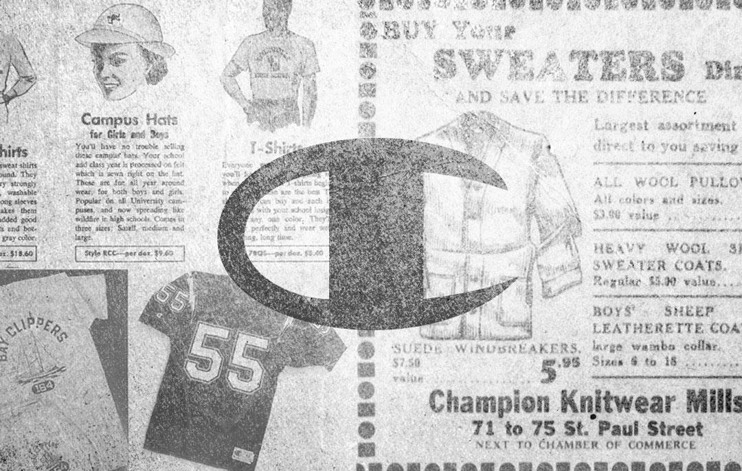 champion brand history