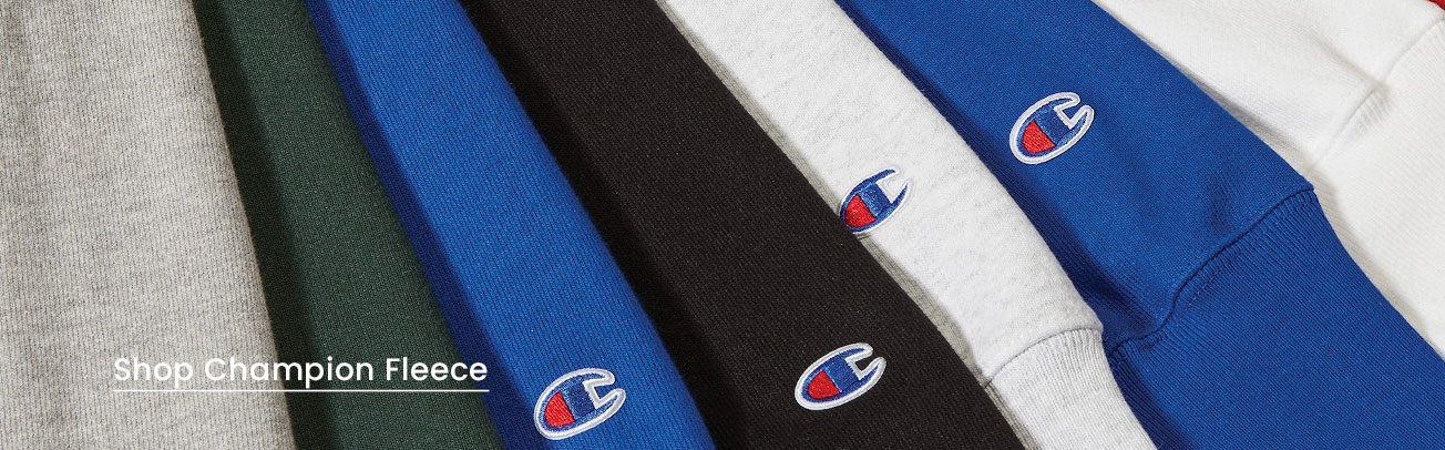 champion fleece wholesale