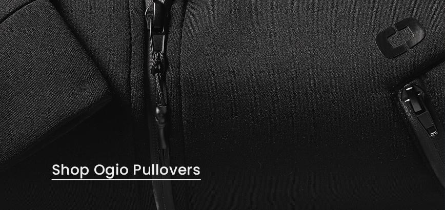 custom ogio pullovers