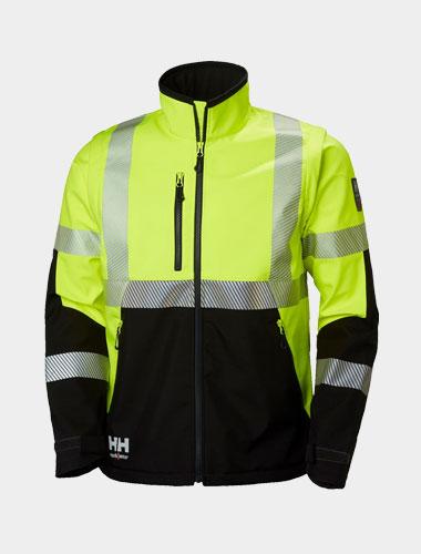 helly hansen safety jacket