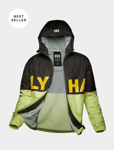 helly hansen raincoats