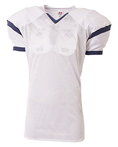 A4 NB4265 WHITE/ NAVY