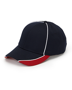Adams DP102 NAVY/ RED/ WHITE