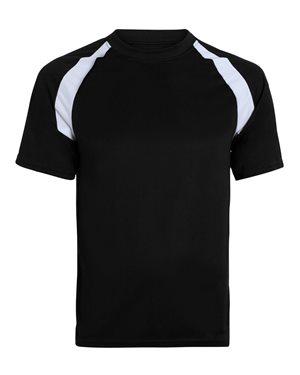 Augusta Sportswear 218 Black/ White