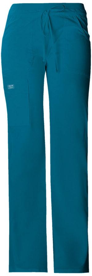 Cherokee Workwear 24001P Caribbean Blue