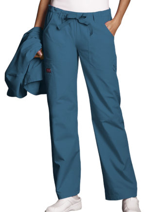 Cherokee Workwear 4020T Caribbean Blue