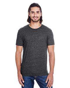 Threadfast Apparel 102A BLACK TRIBLEND
