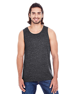 Threadfast Apparel 102C BLACK TRIBLEND