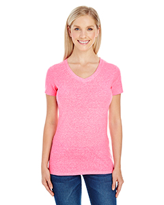 Threadfast Apparel 202B NEON PINK TRIBLD