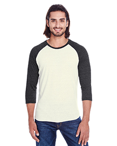 Threadfast Apparel 302G CREAM/ BLCK TRIB