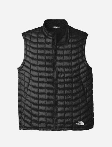 bulk north face vests