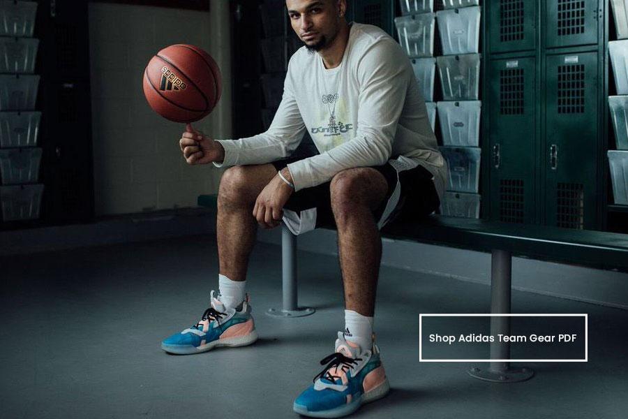 custom Adidas team uniforms